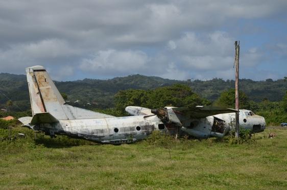 Grenadas flygplats #2 - har sett sina bästa dagar
