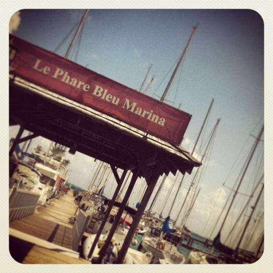 Le Phare Bleu Marina