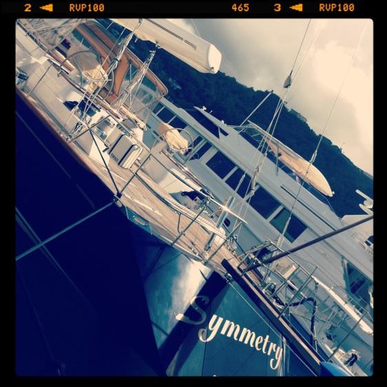 """Några av de mindre """"stora båtarna"""""""