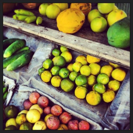 Frukt!