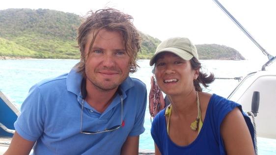 Erik och Hanna...Olles bild
