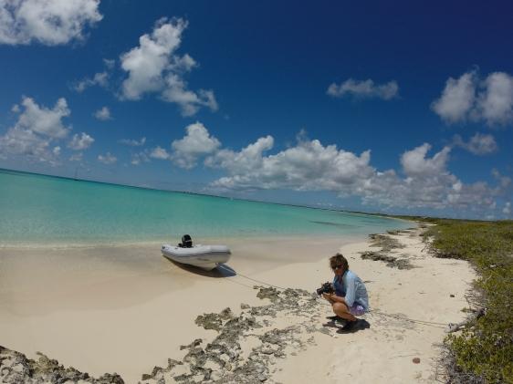 Erik på Barbuda