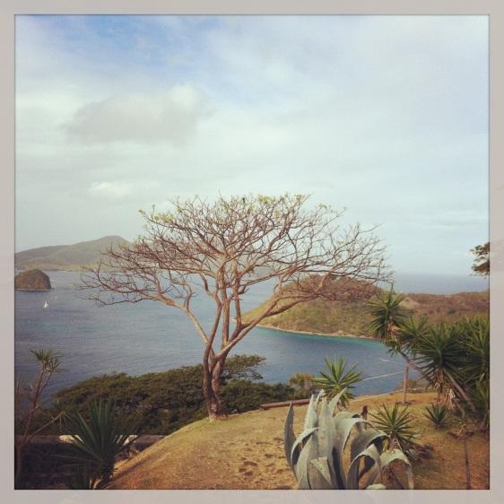 Utsikt över Guadelope