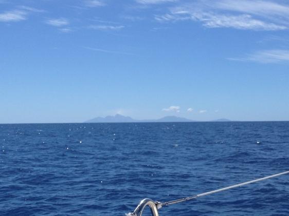 Antigua i horisonten