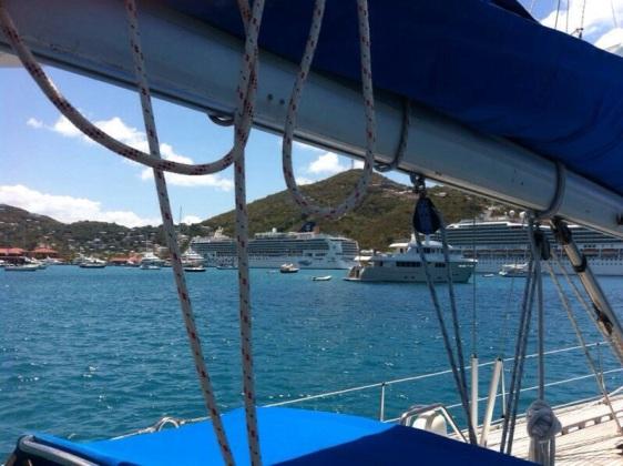 Tre kryssningsfartyg - alla Rolex affärer öppna nu!