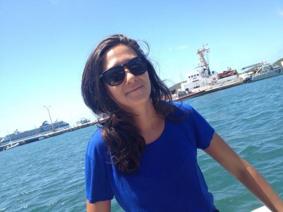 Hanna framför US Coastguard