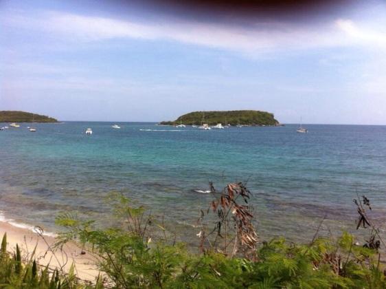 Ankringsplats Vieques