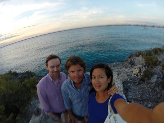 Promenad på Isla Catalina