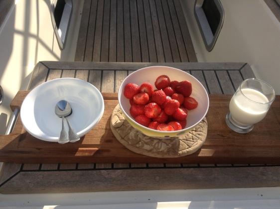 Skandinavisk sommar...