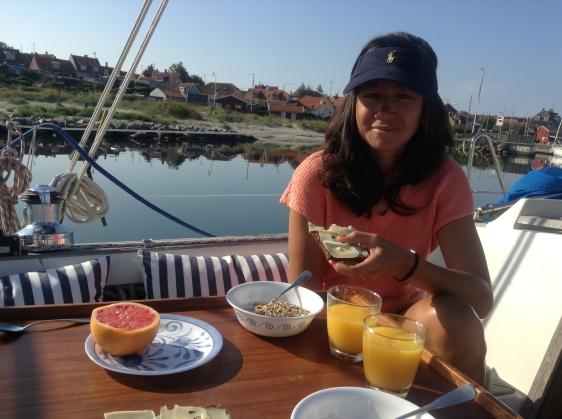 Frukost i Rönne