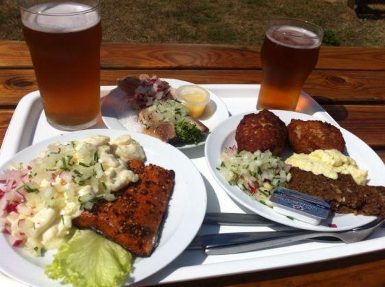 Dansk lunch